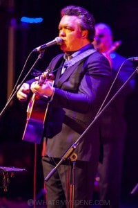 Daniel Thompson's Johnny Cash Show, Horsham Town Hall 3rd August 2019 by Mandy Hall (11 of 34)