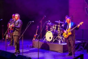 Daniel Thompson's Johnny Cash Show, Horsham Town Hall 3rd August 2019 by Mandy Hall (12 of 34)