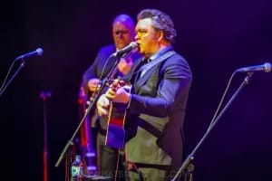 Daniel Thompson's Johnny Cash Show, Horsham Town Hall 3rd August 2019 by Mandy Hall (14 of 34)