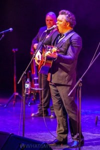 Daniel Thompson's Johnny Cash Show, Horsham Town Hall 3rd August 2019 by Mandy Hall (15 of 34)