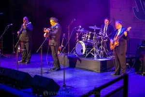 Daniel Thompson's Johnny Cash Show, Horsham Town Hall 3rd August 2019 by Mandy Hall (17 of 34)