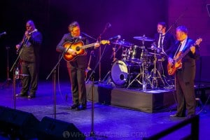 Daniel Thompson's Johnny Cash Show, Horsham Town Hall 3rd August 2019 by Mandy Hall (18 of 34)