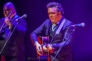 Daniel Thompson's Johnny Cash Show, Horsham Town Hall 3rd August 2019 by Mandy Hall (19 of 34)