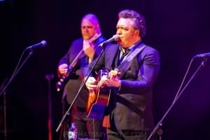 Daniel Thompson's Johnny Cash Show, Horsham Town Hall 3rd August 2019 by Mandy Hall (20 of 34)