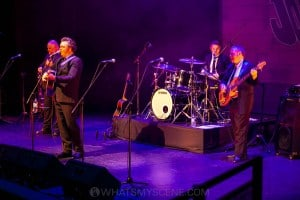 Daniel Thompson's Johnny Cash Show, Horsham Town Hall 3rd August 2019 by Mandy Hall (22 of 34)