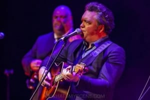 Daniel Thompson's Johnny Cash Show, Horsham Town Hall 3rd August 2019 by Mandy Hall (24 of 34)