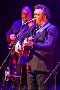 Daniel Thompson's Johnny Cash Show, Horsham Town Hall 3rd August 2019 by Mandy Hall (25 of 34)