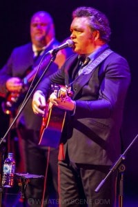 Daniel Thompson's Johnny Cash Show, Horsham Town Hall 3rd August 2019 by Mandy Hall (26 of 34)