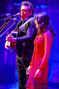 Daniel Thompson's Johnny Cash Show, Horsham Town Hall 3rd August 2019 by Mandy Hall (29 of 34)