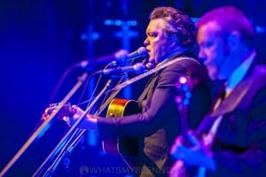 Daniel Thompson's Johnny Cash Show, Horsham Town Hall 3rd August 2019 by Mandy Hall (3 of 34)