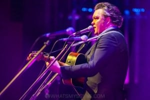 Daniel Thompson's Johnny Cash Show, Horsham Town Hall 3rd August 2019 by Mandy Hall (4 of 34)