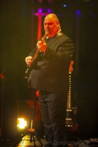 Daniel Thompson's Johnny Cash Show, Horsham Town Hall 3rd August 2019 by Mandy Hall (8 of 34)