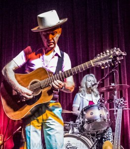 Dave Graney & The MistLY - Caravan Music Club 24th Jan 2019 by Mary Boukouvalas (13 of 18)
