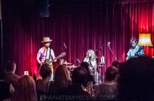 Dave Graney & The MistLY - Caravan Music Club 24th Jan 2019 by Mary Boukouvalas (16 of 18)