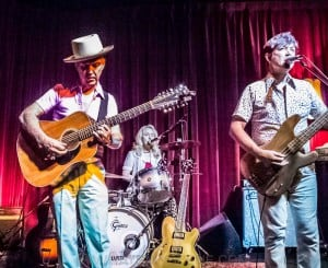 Dave Graney & The MistLY - Caravan Music Club 24th Jan 2019 by Mary Boukouvalas (3 of 18)