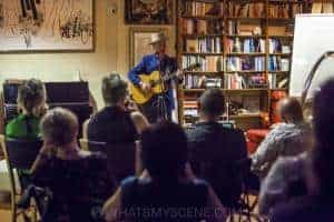 Dave Graney Workshy book launch