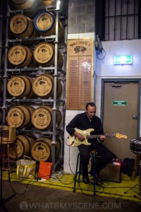 Dave Warner's River of Salt book launch, Manly Distillery 11th April 2019 by Mandy Hall (11 of 42)