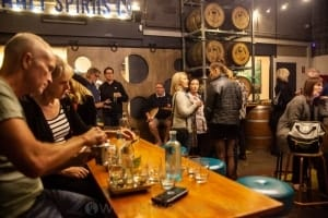 Dave Warner's River of Salt book launch, Manly Distillery 11th April 2019 by Mandy Hall (12 of 42)