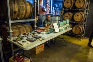 Dave Warner's River of Salt book launch, Manly Distillery 11th April 2019 by Mandy Hall (13 of 42)