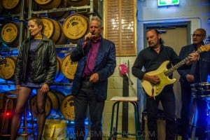 Dave Warner's River of Salt book launch, Manly Distillery 11th April 2019 by Mandy Hall (33 of 42)