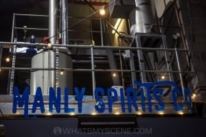 Dave Warner's River of Salt book launch, Manly Distillery 11th April 2019 by Mandy Hall (7 of 42)