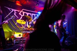 Desecrater at Northcote Social Club 29th August 2019 by Mandy Hall (5 of 21)