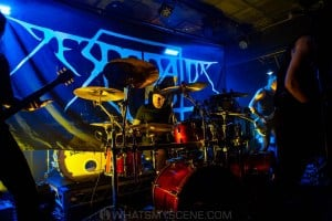 Desecrater at Northcote Social Club 29th August 2019 by Mandy Hall (9 of 21)