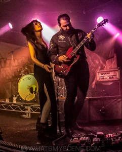 Devil Electric, Prince Bandroom - 10th January 2020 by Mary Boukouvalas (2 of 36)
