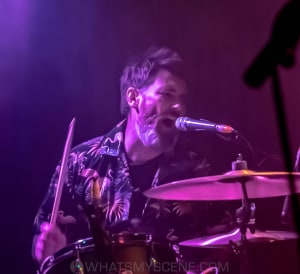 Doubleblack, The Gasometer, 14th May 2021 by Mary Boukouvalas (13 of 29)