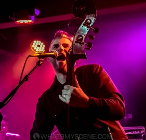 Doubleblack, The Gasometer, 14th May 2021 by Mary Boukouvalas (2 of 29)