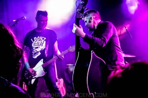 Doubleblack, The Gasometer, 14th May 2021 by Mary Boukouvalas (4 of 29)
