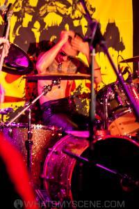 Drum Wolf - Guitar Wolf