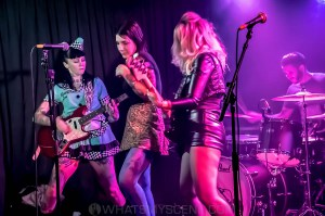 Electric Purrs, The Gasometer, 14th May 2021 by Mary Boukouvalas (15 of 29)