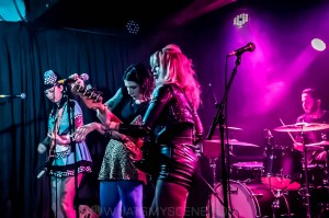Electric Purrs, The Gasometer, 14th May 2021 by Mary Boukouvalas (18 of 29)