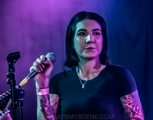 Electric Purrs, The Gasometer, 14th May 2021 by Mary Boukouvalas (21 of 29)