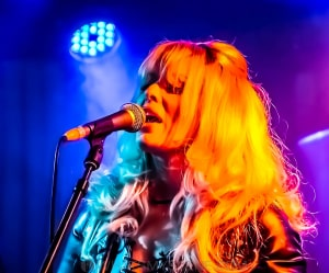 Electric Purrs, The Gasometer, 14th May 2021 by Mary Boukouvalas (29 of 29)
