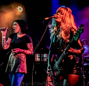 Electric Purrs, The Gasometer, 14th May 2021 by Mary Boukouvalas (6 of 29)