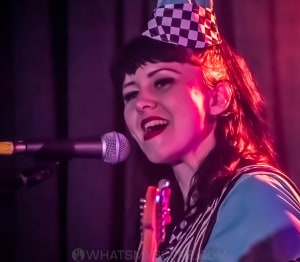 Electric Purrs, The Gasometer, 14th May 2021 by Mary Boukouvalas (7 of 29)