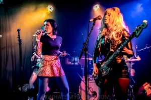 Electric Purrs, The Gasometer, 14th May 2021 by Mary Boukouvalas (8 of 29)