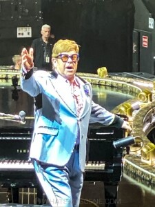 Elton John, Rod Laver Arena, 10th December 2019 by Maryanne Window (10 of 14)
