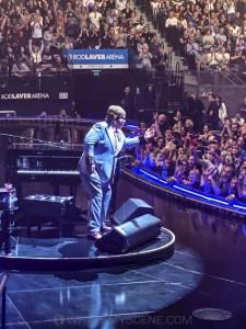 Elton John, Rod Laver Arena, 10th December 2019 by Maryanne Window (11 of 14)