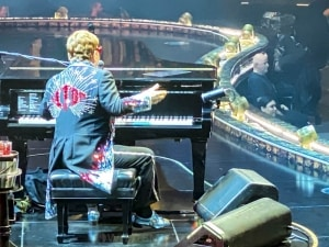 Elton John, Rod Laver Arena, 10th December 2019 by Maryanne Window (4 of 14)