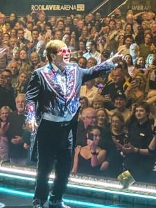 Elton John, Rod Laver Arena, 10th December 2019 by Maryanne Window (6 of 14)