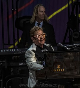 Elton John, A Day At The Green, Rochford Wines, 31 January 2020 by Mary Boukouvalas (14 of 47)