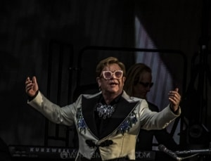Elton John, A Day At The Green, Rochford Wines, 31 January 2020 by Mary Boukouvalas (22 of 47)