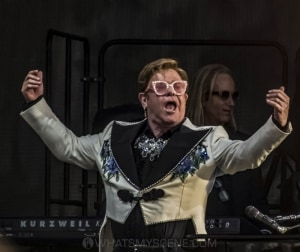 Elton John, A Day At The Green, Rochford Wines, 31 January 2020 by Mary Boukouvalas (26 of 47)