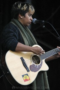 Emily Wurramara, A Day on the Green at Rochford Wines, Melbourne 9th November 2019 by Paul Miles (13 of 15)