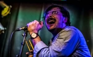 Foxing - Reverence Hotel, Melbourne - 27th Feb 2019 by Mary Boukouvalas (14 of 30)