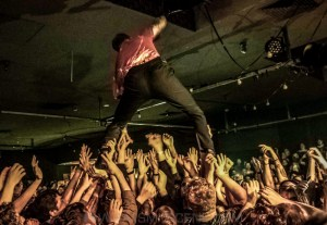 Frank Carter and the Rattlesnakes, Croxton - 20th January 2020 by Mary Boukouvalas (10 of 33)