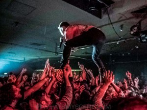 Frank Carter and the Rattlesnakes, Croxton - 20th January 2020 by Mary Boukouvalas (11 of 33)